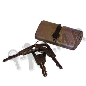 Cylindre Bricard ovoïde