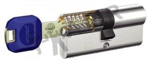 Cylindre kaba experT Smartkey