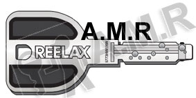 clé REELAX RADIAL NT+