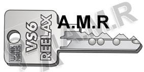 clé REELAX VS6