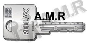 clé REELAX XTRA winkhaus