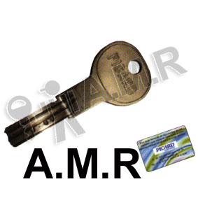 clé VAK ISEO R11