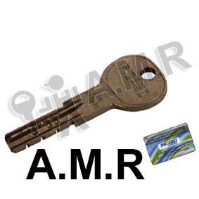 clé VAK ISEO R5
