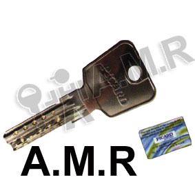 clé VAK KV10