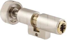 Cylindre Pollux à bouton compatible laperche